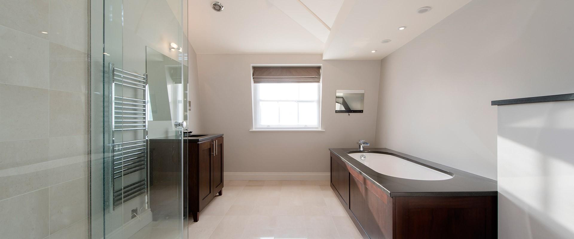 Bespoke Shower Installations