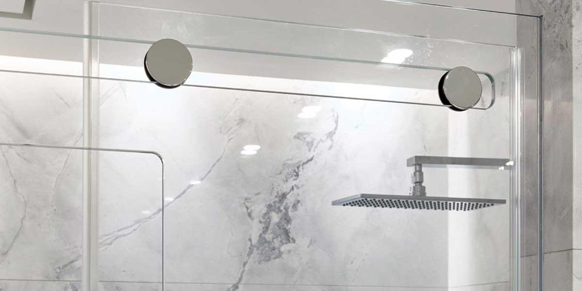 Frameless Shower Doors & Glazing
