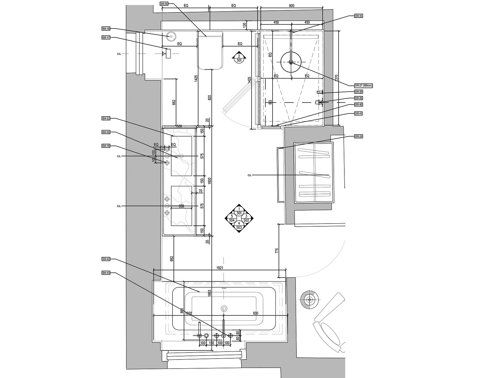 Warwick Avenue Bathroom Project