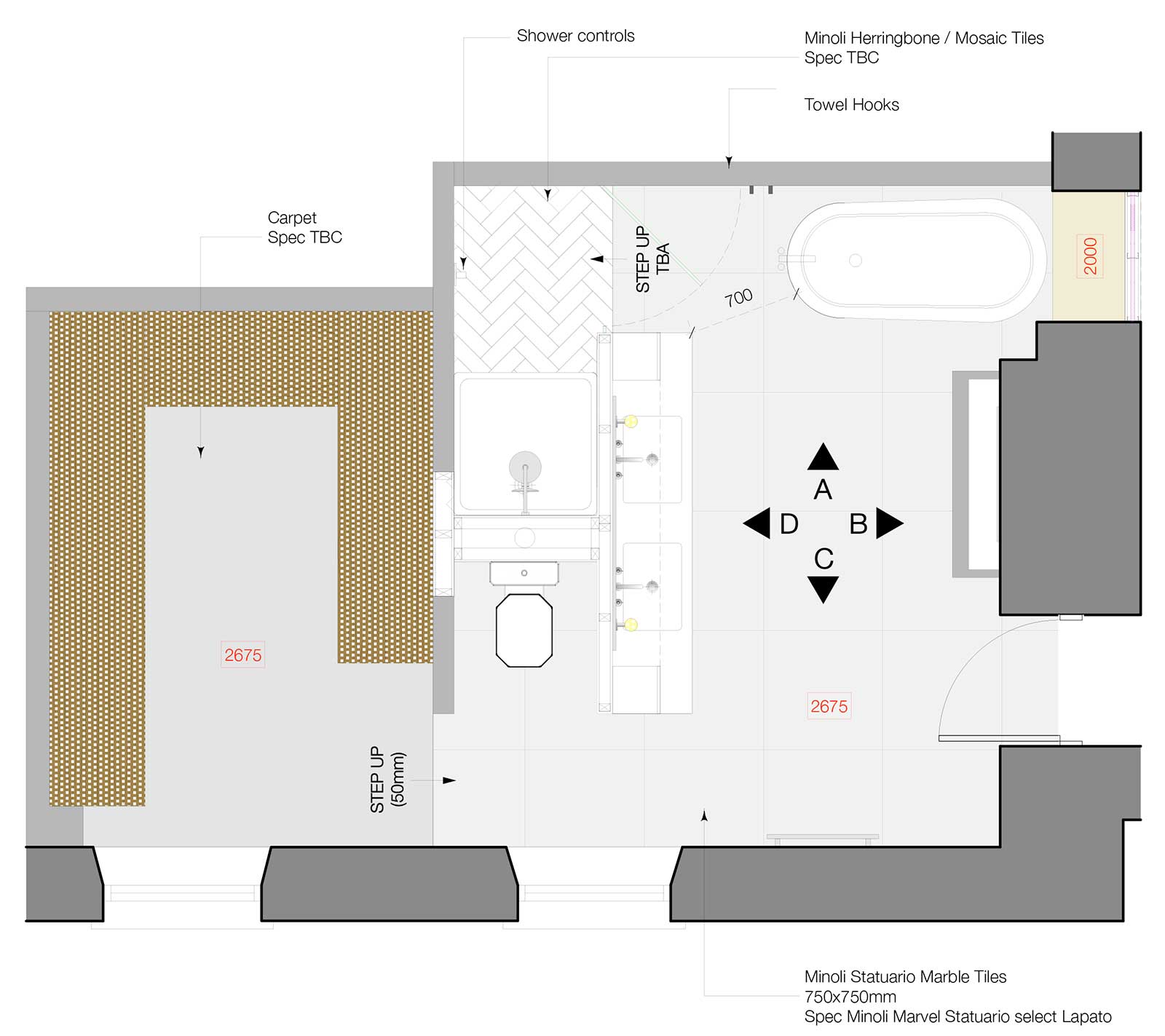 Project plans from client